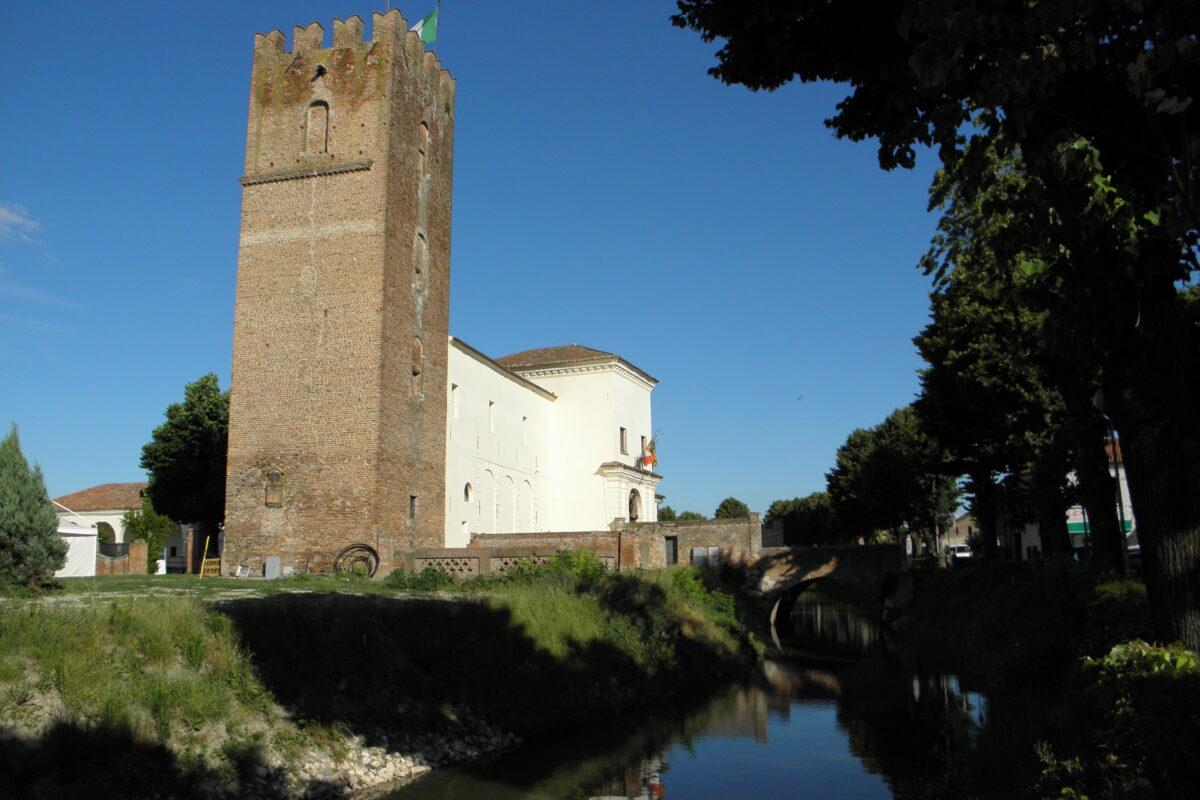 Visita al Castello Estense di Arquà Polesine