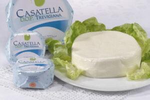 La Casatella trevigiana DOP, morbida e gustosa