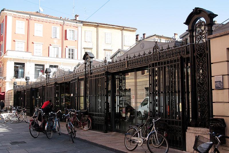 Il cuore di Modena. <br> Il mercato Albinelli