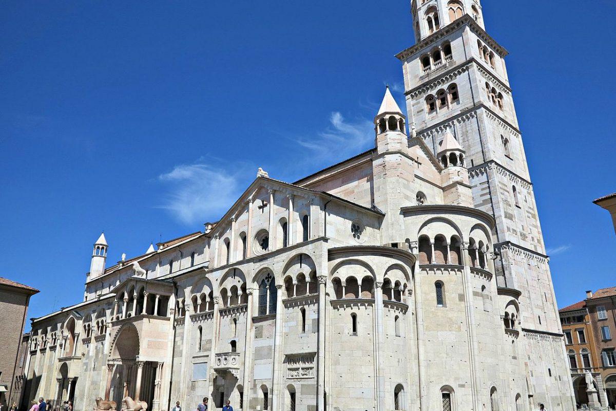 Modena, la città romana patrimonio Unesco
