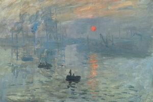 Mostra a Bologna. <br>Monet e gli Impressionisti