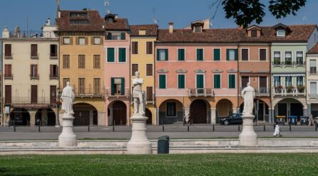 """Padova, perché è detta la città dei """"tre senza""""?"""