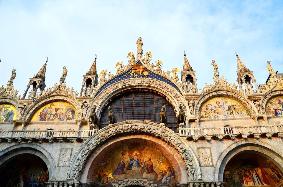 Tesori dall'Oriente<br>I cavalli di San Marco