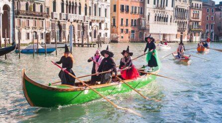 Tradizioni natalizie: la marantega veneziana