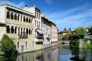 Visita a Sacile, il Giardino di Venezia