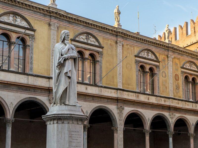 Dante a Verona. <br> Gli eventi per il Dantedì