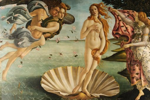 Mostra di Botticelli al Mart di Trento