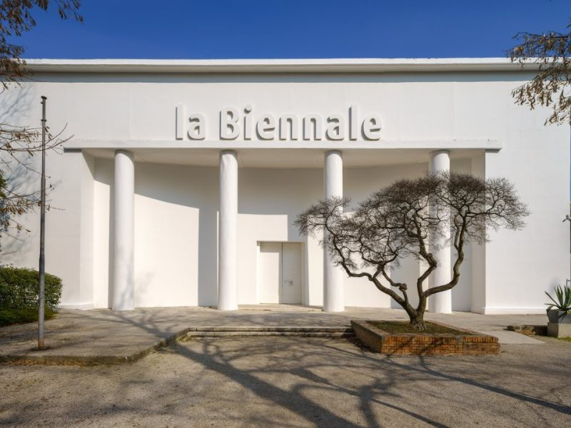 Mostra alla Biennale di Venezia