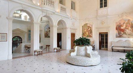 Villa Zilieri di Giambattista Tiepolo