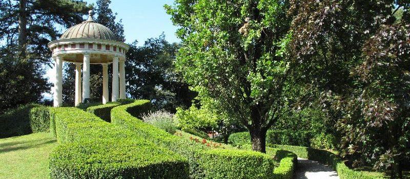 Parco Guerrieri Gonzaga a Trento