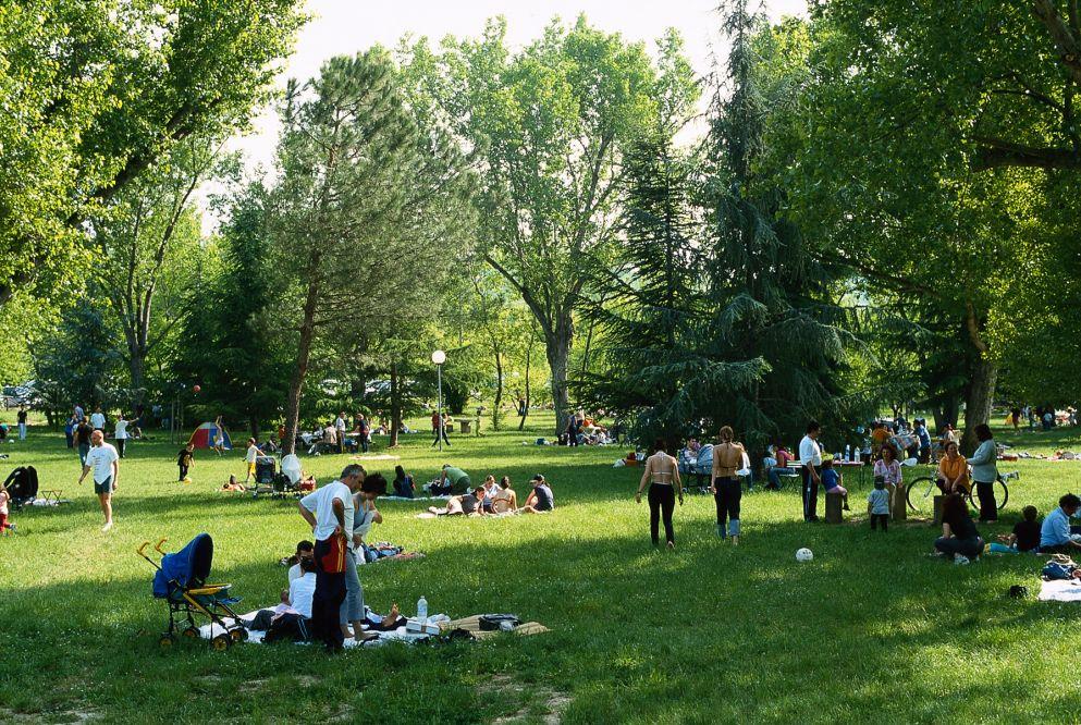 Sere d'estate a Padova: i parchi della città