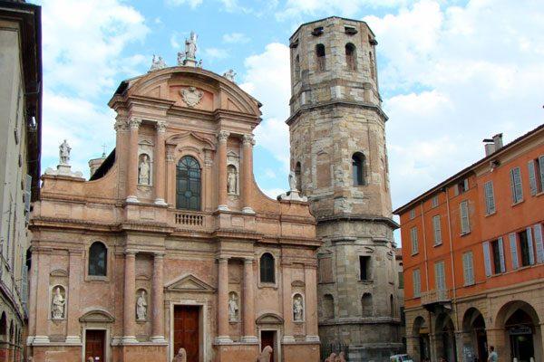 Una giornata a Reggio Emilia