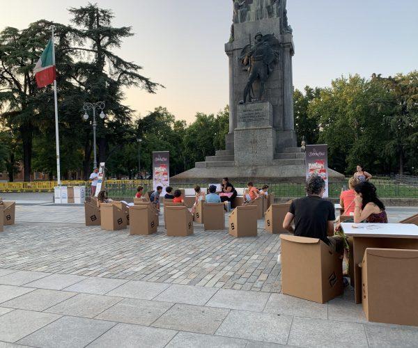 I giardini del gusto a Reggio Emilia