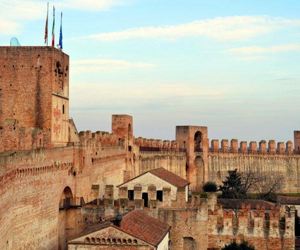 Cittadella: le mura e la fiera storica